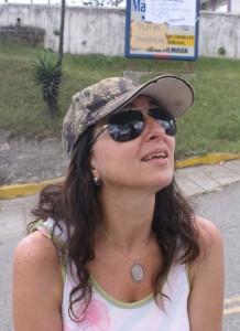 """María Mármo: """"Estoy protestando como madre, porque también comparto el dolor por los estudiantes asesinados"""""""