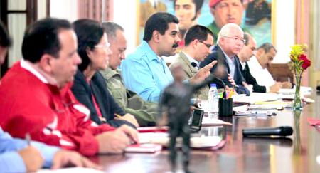 El presidente de la República, Nicolás Maduro, aprobó este lunes un total de 416 millones 518.406 bolívares destinados al Plan Nacional Contra el Dengue y el Chikungunya