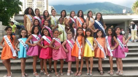 Próximas reinas de belleza Internacional