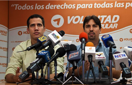 Guevara indicó que el gobierno no ha dado aún un pronunciamiento formal sobre la medida emitida por el Grupo de Trabajo sobre detenciones arbitrarias del organismo internacional, al que ahora se le suma el pronunciamiento del Alto Comisionado de la ONU
