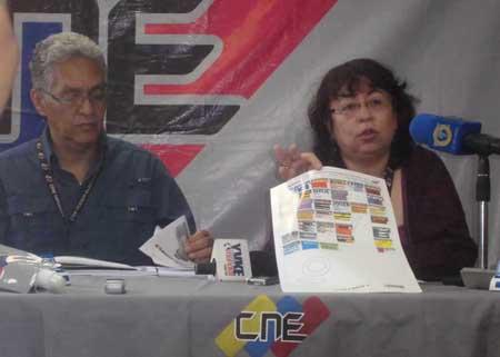 Jaine habló acerca del número de candidatos a elegir por cada circunscripción