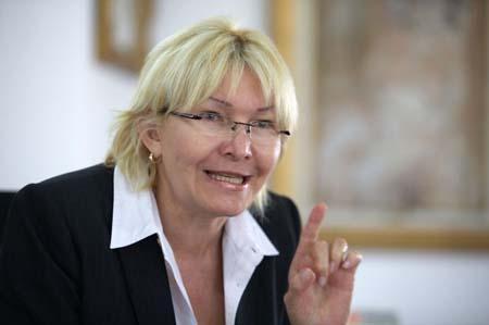 Luisa Ortega Díaz, manifestó este lunes su desconocimiento al proceso de elección de la Asamblea Nacional Constituyente (ANC)