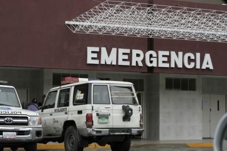 Ambos heridos fueron socorridos en el centro asistencial