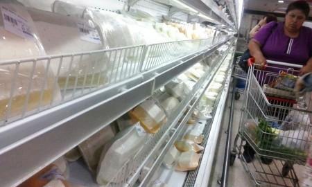 según los proveedores, es por el incremento en el precio de la leche líquida