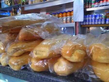 Hasta 2 mil panes diarios se venden en José Félix Ribas de Petare