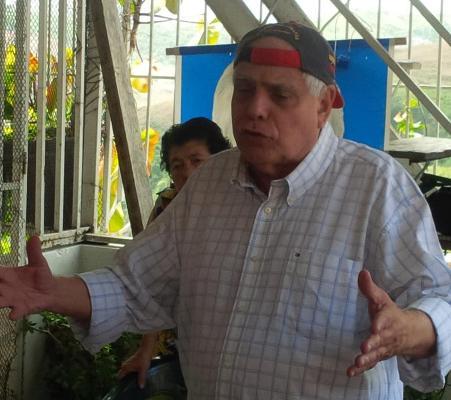 """Mendoza:  """"estamos preparados en lo externo para seguir luchando por el cambio que Venezuela anhela""""."""