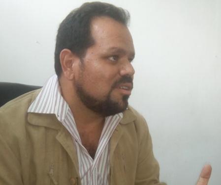 Manuel Roldán, concejal de Los Salias