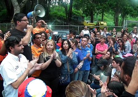 Vicepresidente de la AN Freddy Guevara encabezó asamblea en Los Nuevos Teques
