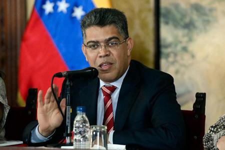 El ministro dijo que la Constituyente solo busca la paz en el país