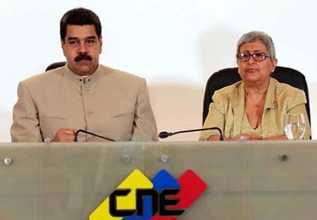 Álvarez señaló que cuentan con el apoyo y control del Plan República
