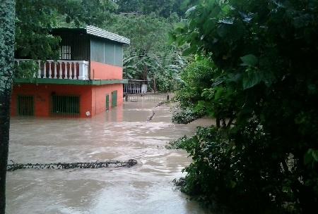 PC Miranda alerta ante las lluvias